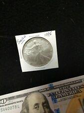 1995 American Silver Eagle Dollar 1 oz Fine Silver Circulated  Bullion