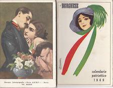 CALENDARIO PATRIOTTICO IL BORGHESE 1969 1-174