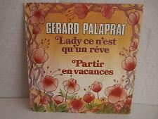 GERARD PALAPRAT Lady ce n 'est qu'un reve SG 500