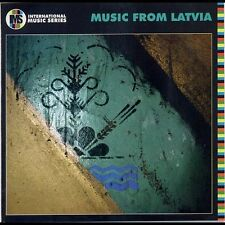 International Music Series: Music From Latvia 2004 - Ex-library