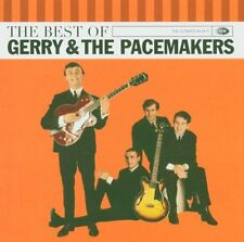 GERRY AND THE PACEMAKERS THE BEST OF 2 CD NEW