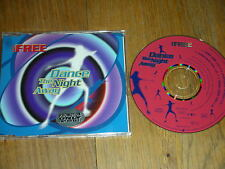 CD maxi THE FREE dance the night away NEONRAVE MIX deep 1995 PROMOTION ONLY