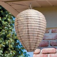 Anti Wasp Paper Decoy Wasps Nest Humane Pest Control Simulated Deterrent
