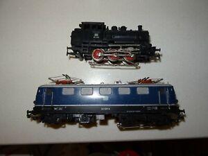 Spur HO Märklin 2 Stück Lokomotiven