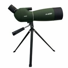 Longue Vue Télescope Monoculaire Objectif 70mm Zoom 25x-75x Avec Trépied Neuf