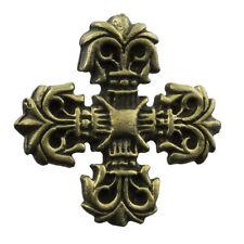 Vajra-double dorje Pendentif amulette talisman de protection-rituel tibetain 806