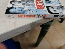 DVD GREY'S ANATOMY SECONDA SERIE PARTE PRIMA COFANETTO CO 4 DVD ORIGINALI