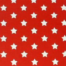 Lámina Adhesiva AUTOADHESIVA Película decorativa 13415 estrellas Rojo Red