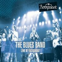 THE BLUES BAND - LIVE AT ROCKPALAST  CD + DVD  CLASSIC ROCK & POP  NEU