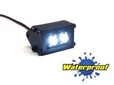 Gear Head RC 1/10 Scale Trail Pod Water Proof LED Lightbar - White (1) GEA1166