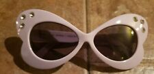 Gymboree Girl's Butterfly Blossoms Purple Sunglasses Size 4 & Up