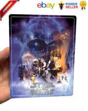 STAR WARS EPISODE V-THE EMPIRE STRIKES BACK cover for Steelbook (NO LENTICULAR)