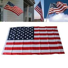 New American Flag U.S.A U.S. United States Stripes Stars Brass Grommets 150X90cm
