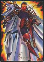 1994 Flair Marvel Annual Trading Card #123 Exodus