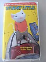 Stuart Little (VHS, 2000, Clamshell Case Closed Captioned)
