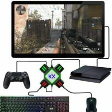 Game Pad Controller Converter For Xbox Ps4 Keyboard Mouse Adapter Accessories