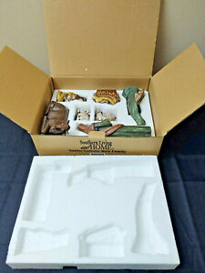 Southern Living at Home 7 Pc Santos Nativity Holy Family