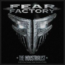 FEAR FACTORY - The industrialist Patch Aufnäher 10x10cm