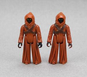 Vintage Star Wars JAWAS Action Figures 1977 Kenner