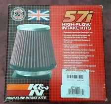 Fiesta Mk5 2000-02 Zetec S 1600 K&N Air Filter Induction Kit BRAND NEW 57-0386