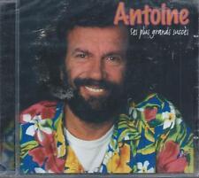CD Antoine ses plus grands succès NEUF Emballé 20 titres
