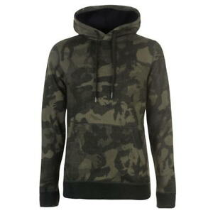 Under Armour Men's Rival Print Green Hoody (Size's Medium, Large,) NEW