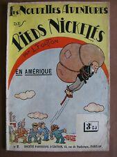 LES PIEDS NICKELES EN AMERIQUE  (1935)