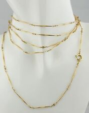 Yellow Gold No Stone 14Carat Vintage Fine Jewellery