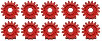 LEGO TECHNIC rouages Engrenages 32270 Noir 12 conique à denture partie x 25 pièces