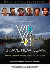 New DVD** WHO WE ARE - Brave New Clan [from the CAAMA Collection]