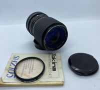 Tokina RMC 35-105mm f3.5-4.3 Lens - CANON FD MOUNT- Fully Working - NEAR MINT