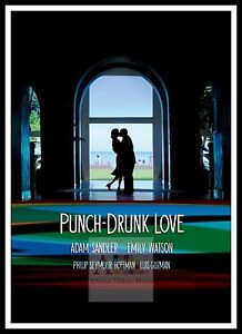 Punch Drunk Love   Posters Romance Classic & Vintage Cinema