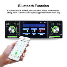 1DIN 4.1/HD 1080P BLUETOOTH AUTORADIO TFT SCREEN MP5 AUX RADIO STEREO W/Remote