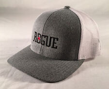 Rogue Ales Brewing Company Snap Back Mesh Trucker Hat Ball Cap Craft Beer Brew