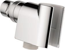 Hansgrohe 04580000 Chrome Hand Shower Holder Mount