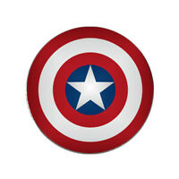 Captain America Marvel Magnetic Golf Ball Marker