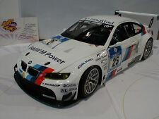 Nürburgring Modell-Rennfahrzeuge von BMW