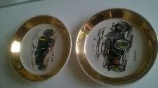 VETERAN & VINTAGE deux Antique, voiture Soucoupes Volantes, par Wade