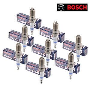 Set of 8 Bosch Platinum Spark Plug 4504 For Ford Mercury Buick Chevrolet 83-10