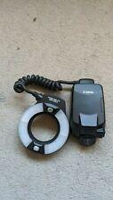 Canon MR-14EX Anillo de luz/macro señor Flash