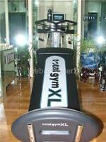 Total Gym XL Universal Home Gym Total Body Workout Pilates Chuck Norris w/ 5 DVD