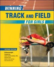 Winning Track and Field for Girls Winning Sports for Girls Paperback