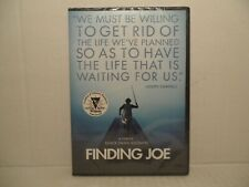 FINDING JOE a Film By Patrick Takaya Solomon DVD
