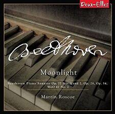 Beethoven: Piano Sonatas Volume 6: Moonlight [New CD] UK - Import