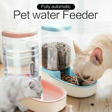 Cat Feeding Bowls for Dog Automatic Feeders Water Dispenser Fountain Bottles