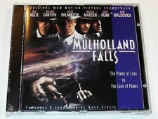 Dave Grusin MULHOLLAND FALLS Aaron Neville Soundtrack CD New & Sealed