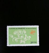 1998 32c Giving & Sharing, An American Tradition Scott 3243 Mint F/VF NH