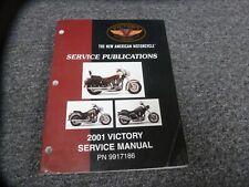 2001 Victory V92C V92SC Sport Cruiser Motorcycle Shop Service Repair Manual
