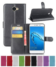 Leather wallet stand flip Cover Case For Huawei Ascend XT2 / Elate 4G H1711