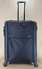 NWOT TUMI Alpha 3 Black Nylon Short Trip Expandable Packing Case 2203064D3 $1050